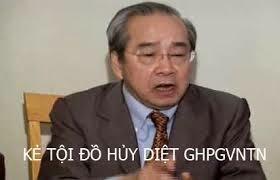 """Võ Văn Ái – """"đại gian hùng"""" lên tiếng"""