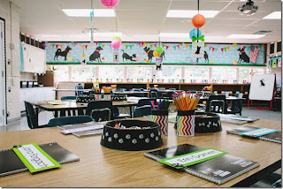 Class Room Decoration Ideas