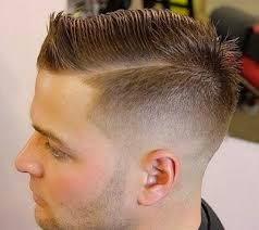 Style Rambut V Pria