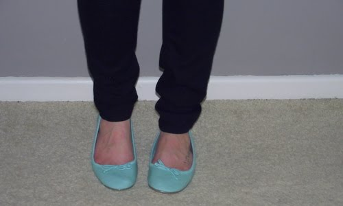 primark-mint-green-ballet-pumps