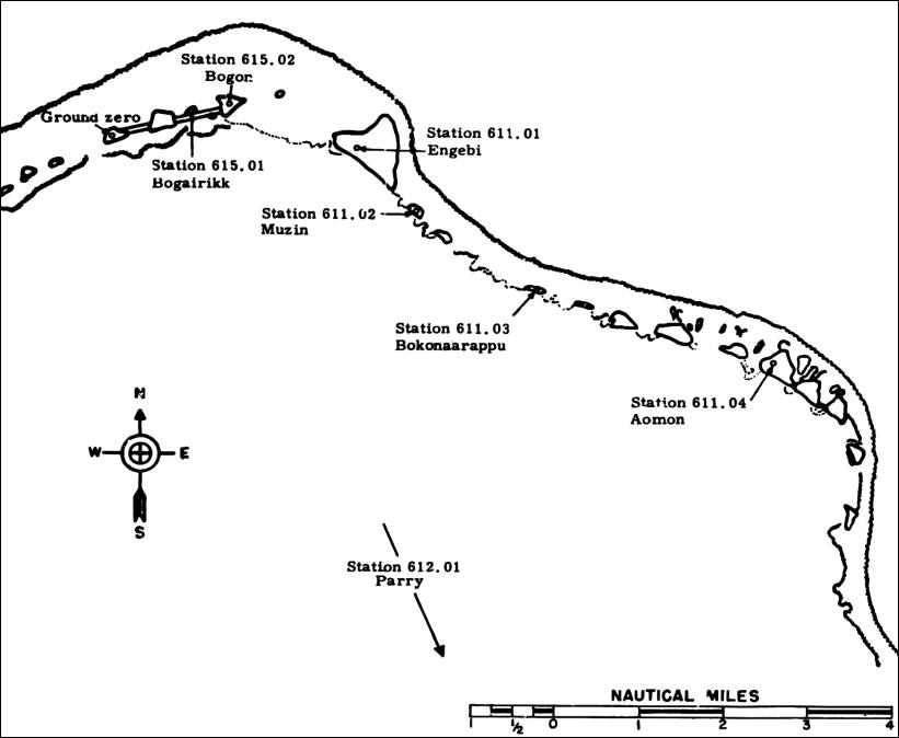 above in the 104 megaton mike nuclear test on elugelab island eniwetok atoll 1952 the rats species rattus exulans of engebi survived the heat blast