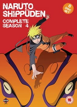 Naruto Shippuden - 4ª Temporada Desenhos Torrent Download capa