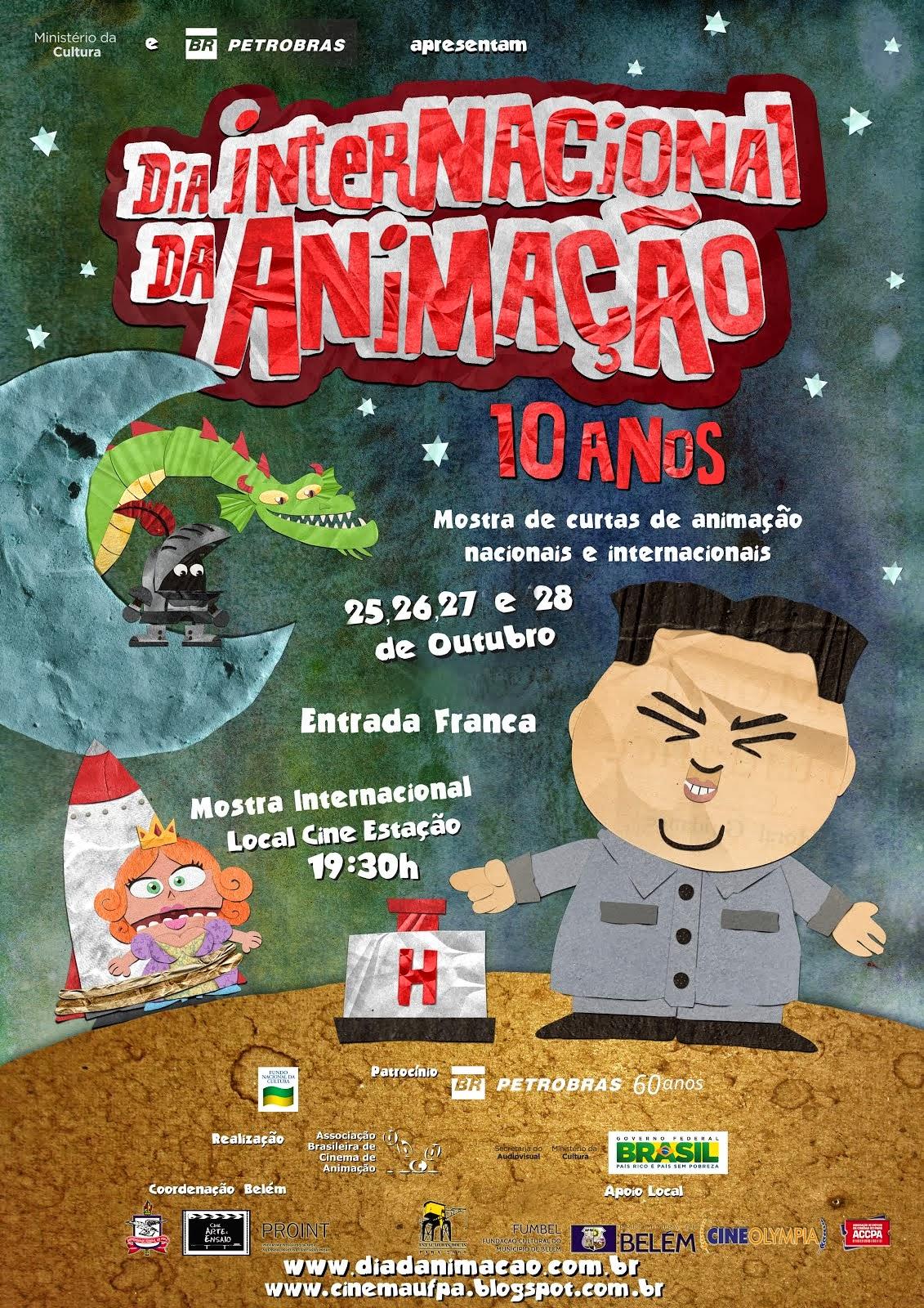Dia Internacional da Animação 2013