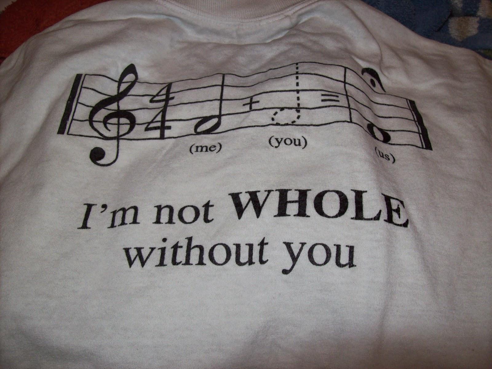 Shirt quotes design quotesgram - Music