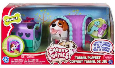 TOYS : JUGUETES - Chubby Puppies   El Túnel | The Tunnel | Perro Beagle  Producto Oficial 2015 | Spin Master | A partir de 4 años  Comprar en Amazon