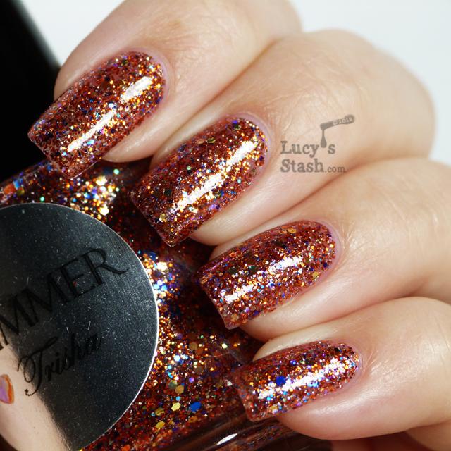 Lucy's Stash - Shimmer Polish Trisha