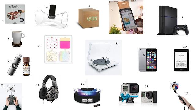 Noël : Cadeaux High-Tech