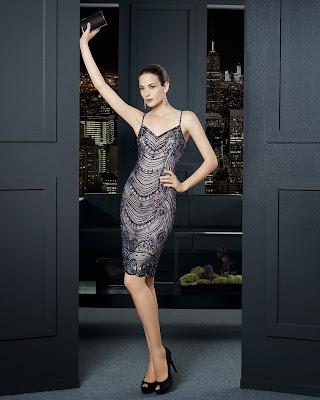 Short cocktail dresses - gray black