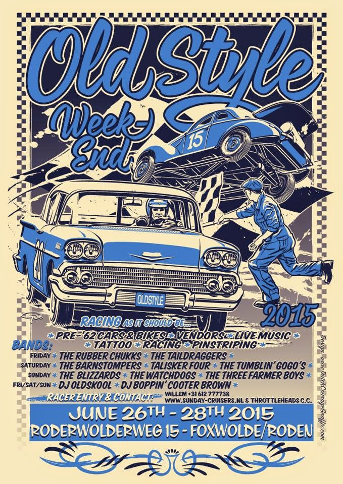Old Style Weekend 2015