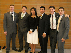 Missionaries from Downey in the MTC
