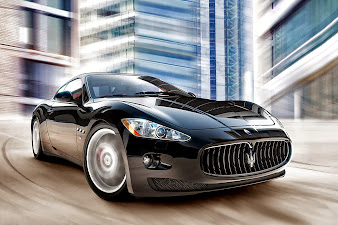 #16 Maserati Wallpaper