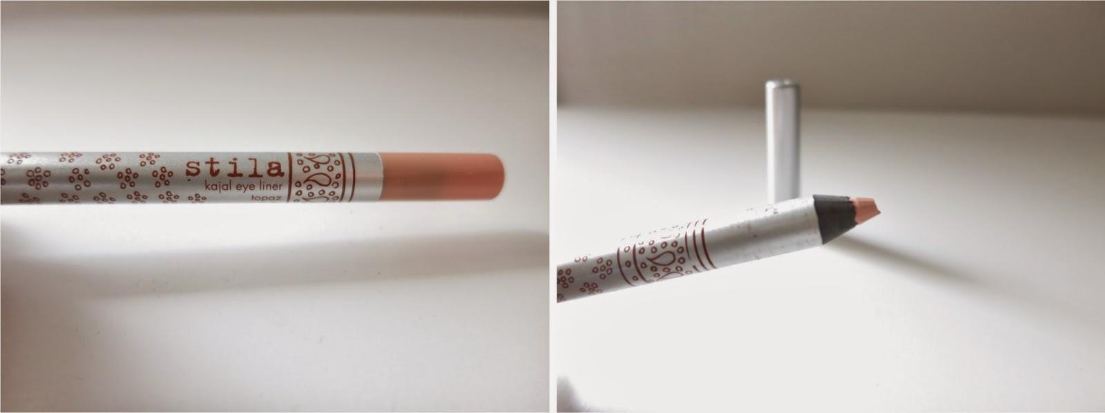 crayon yeux khôl beige kiko stila