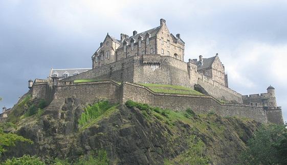 Το κάστρο του Εδιμβούργου