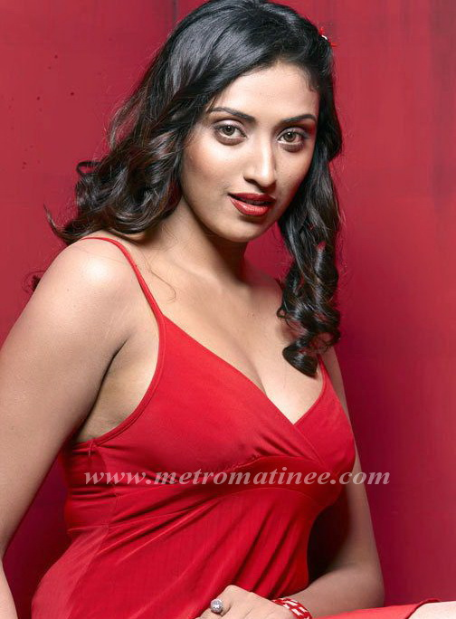 Mallufun.com: Megha Nair hot navel and cleavage show