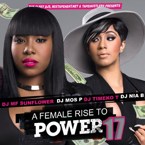 FEMALE RISE 2 POWER 17'