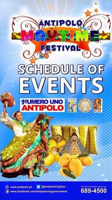 Tayo Na Sa Antipolo: Antipolo Maytime Festival