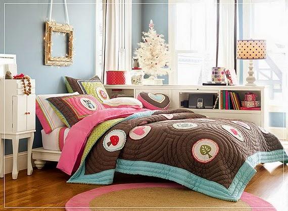 Model kamar tidur cewek