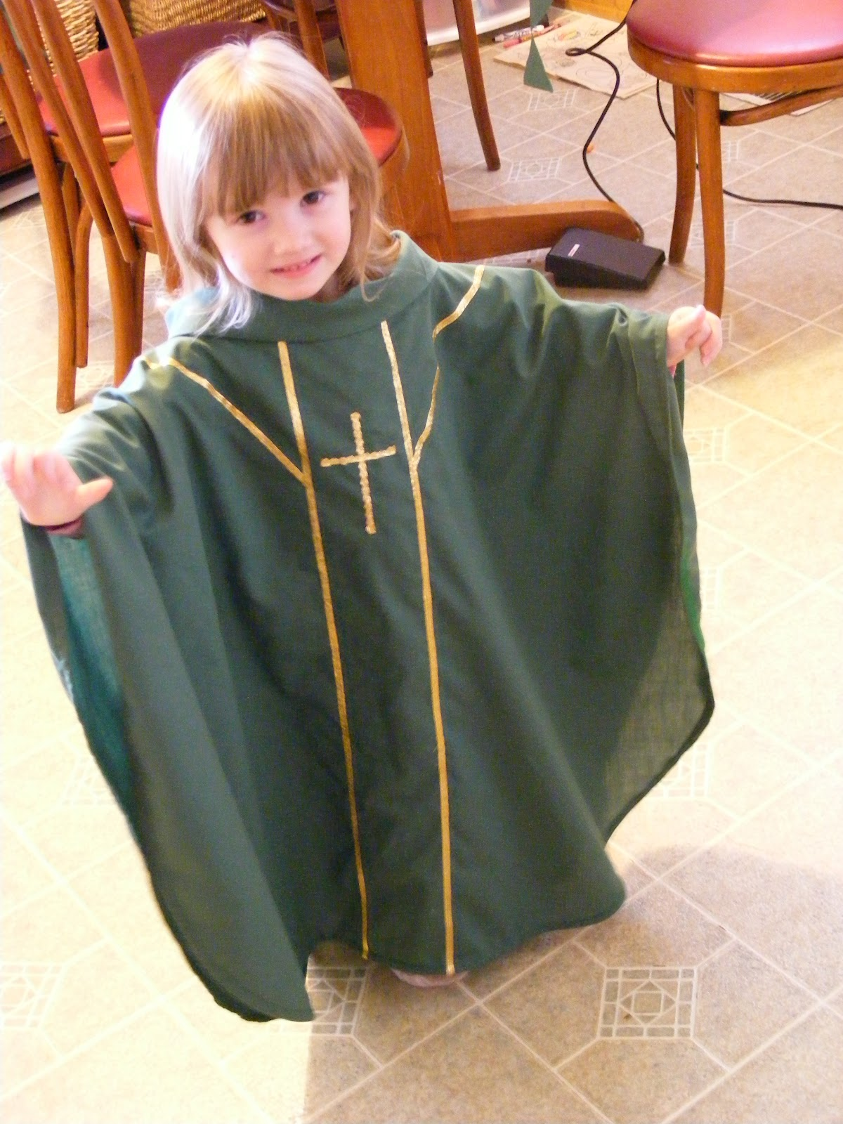"""More """"Dress Up"""" Clothes of the Catholic Variety"""