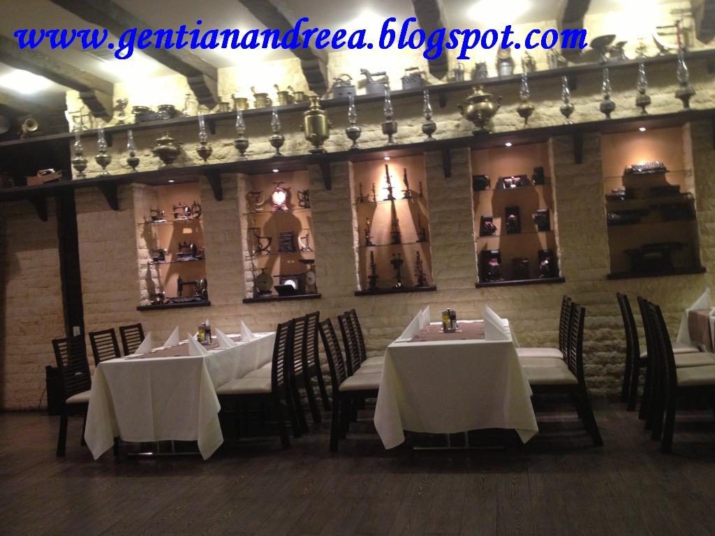 Gentiana andreea hotel restaurant la cascade for Restaurant la cascade