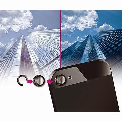 Fltro Polarizador Smartphone
