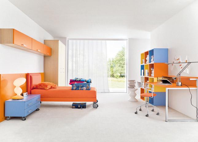 Dormitorios juveniles para chicos dormitorios con estilo - Habitaciones juveniles para chico ...