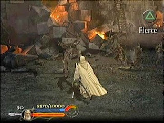 The Lord of the Rings: The Return of the King Ps2 Iso Ntsc Mega Juegos Para PlayStation 2