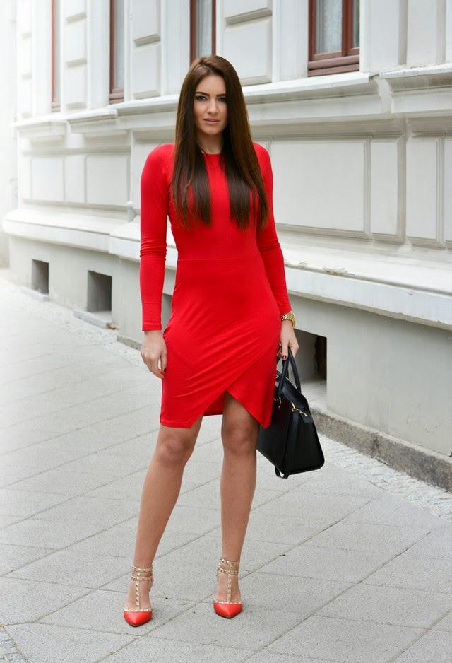 Vestidos sencillos | Llamativos vestidos