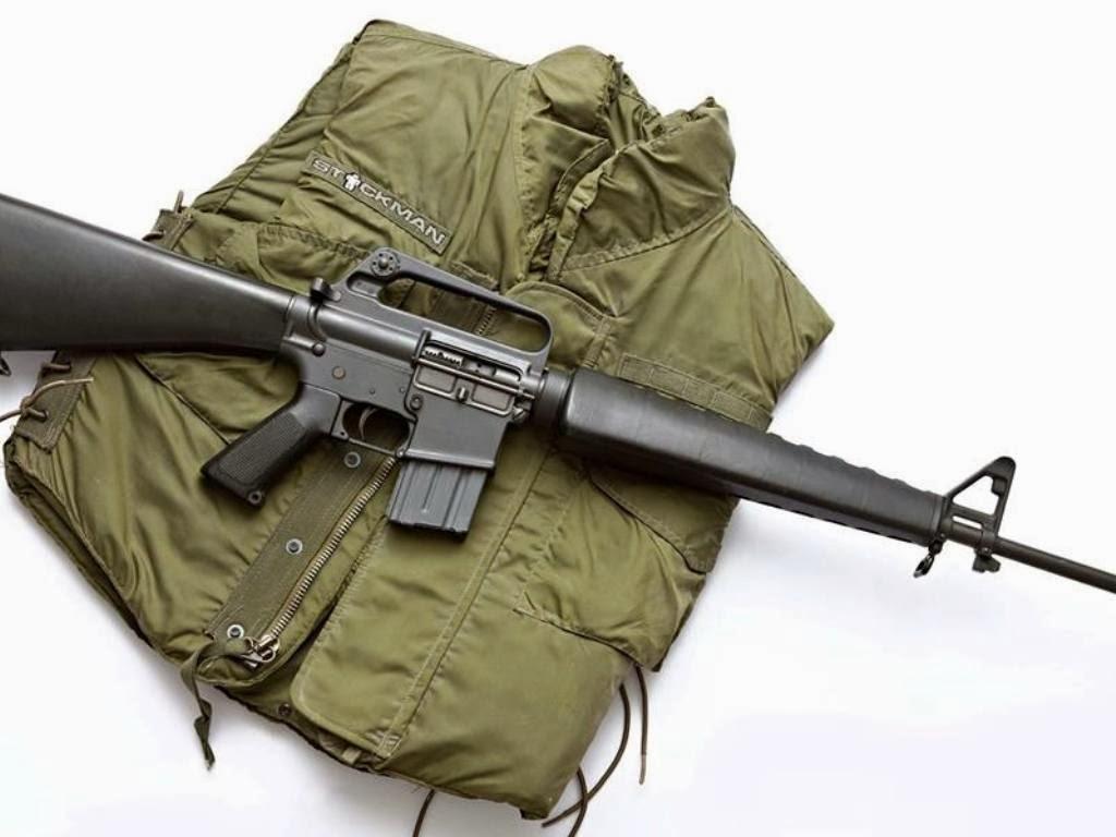 m16 gun wallpaper desktop - photo #6
