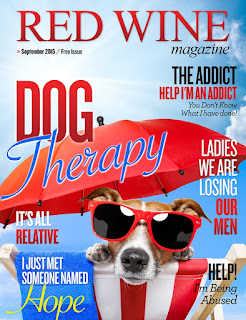 Red Wine Magazine September 2015 Issue (Free Download)