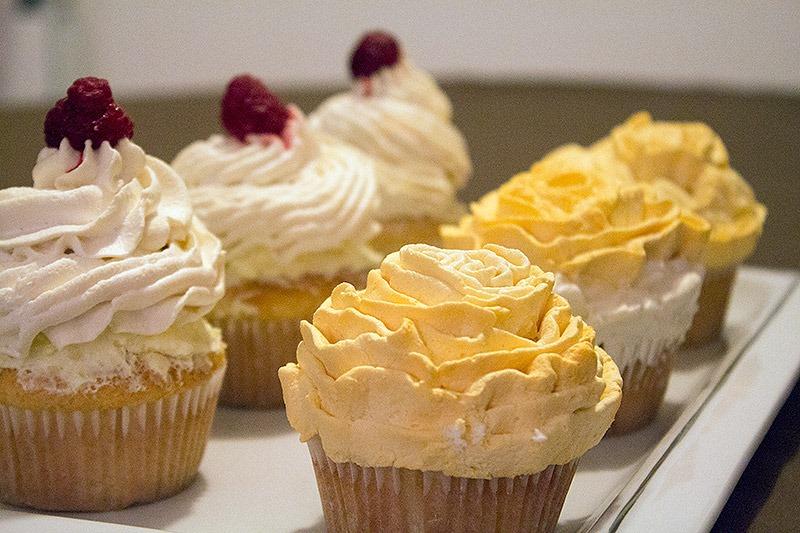 Kapkejkovi (cupcakes)