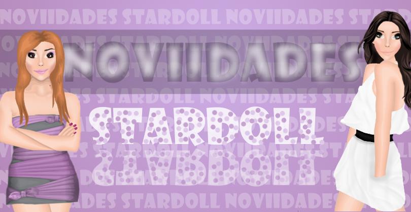 Noviidades Stardoll's