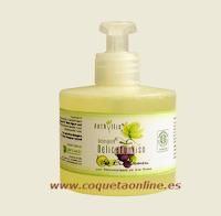 Leche limpiadora delicada cara y cuello ECO-BIO 250ml Anthyllis