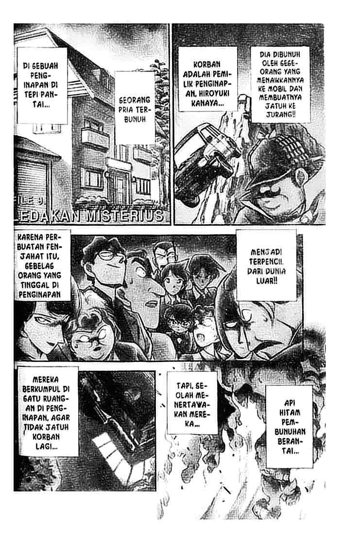 Dilarang COPAS - situs resmi www.mangacanblog.com - Komik detective conan 119 - ledakan misterius 120 Indonesia detective conan 119 - ledakan misterius Terbaru |Baca Manga Komik Indonesia|Mangacan