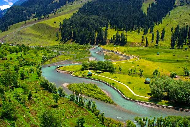 Betaab Valley, Pahalgam