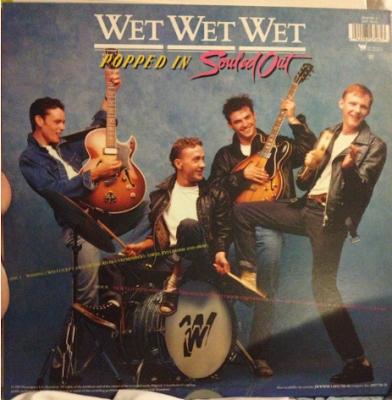 wet wet wet vinyl