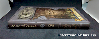 spiderwick the wrath of mulgarath book spine