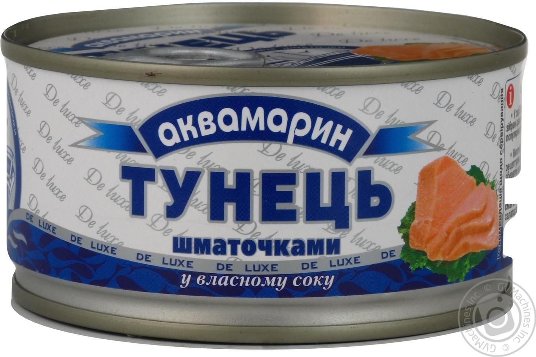 Как это сделано тунец