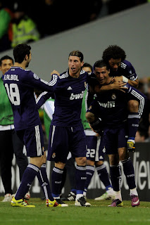 Hasil Sevilla vs Real Madrid
