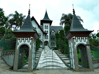 Castelo da Família Castellan, em Flores da Cunha.