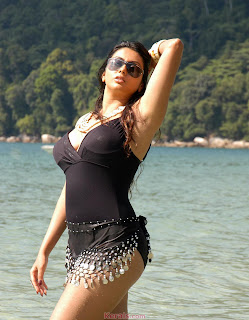 Tamil Actress Namitha Hot Cleavages Photos