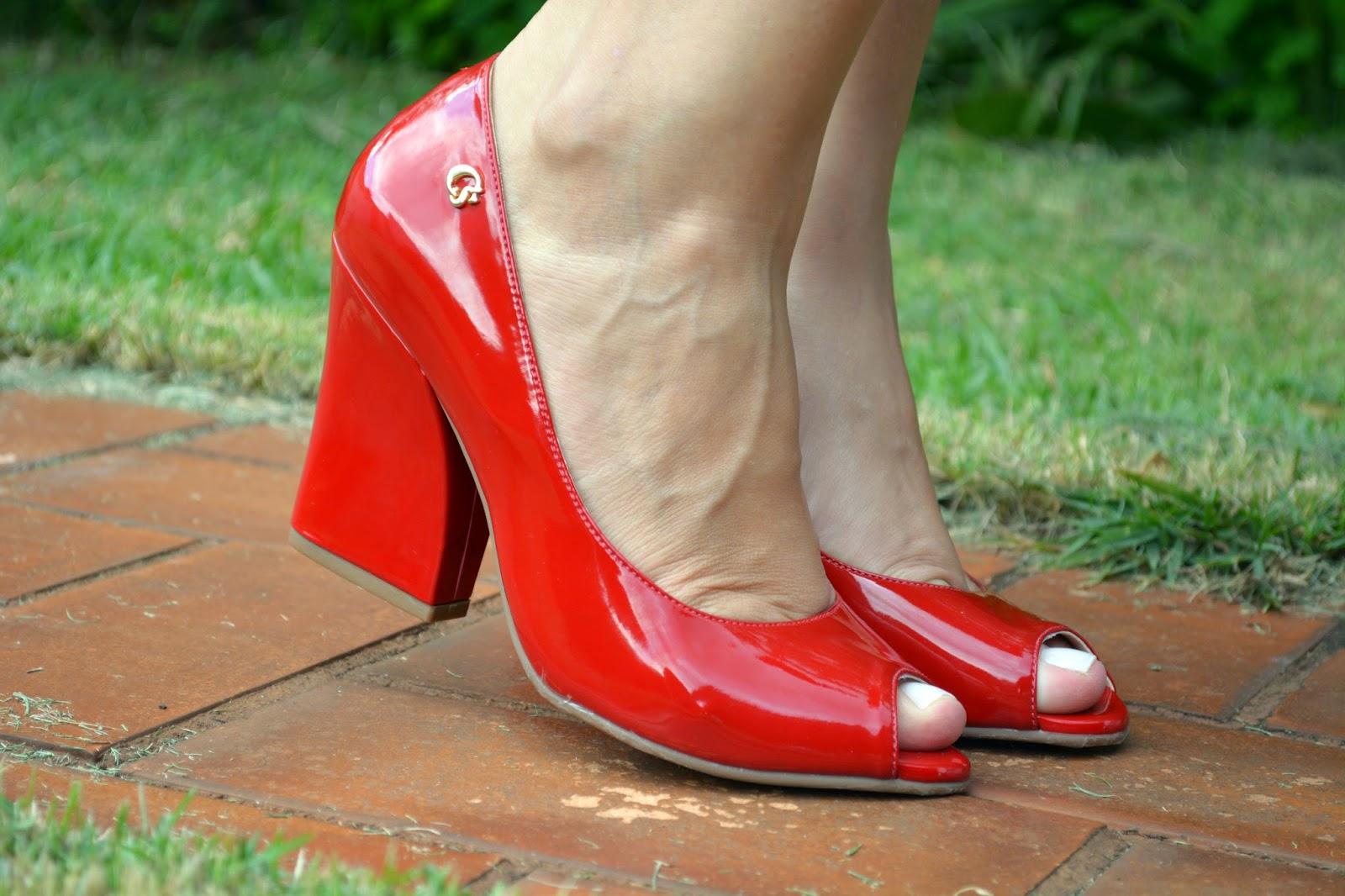 como usar sapato vermelho, sapato vermelho, sapato vermelho carmen steffens, coleção carmen steffens, outono inverno 2015 carmen steffens, blog camila andrade, blog de moda em ribeirão preto, blogueira de moda em ribeirão preto, fashion blogger, sapato