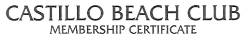 Castillo Beach: acquisto dichiarato non valido a Trento