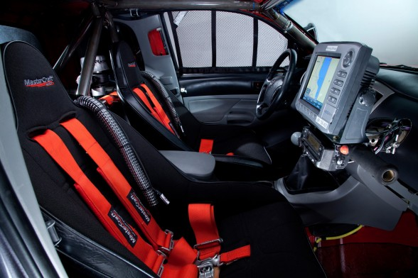 Modifications Include TIG Welded, SCORE Approved Roll Cage With The Long  Beach Racers Trademark Enclosure Behind The Low Profile Design To Keep The  Rear ...
