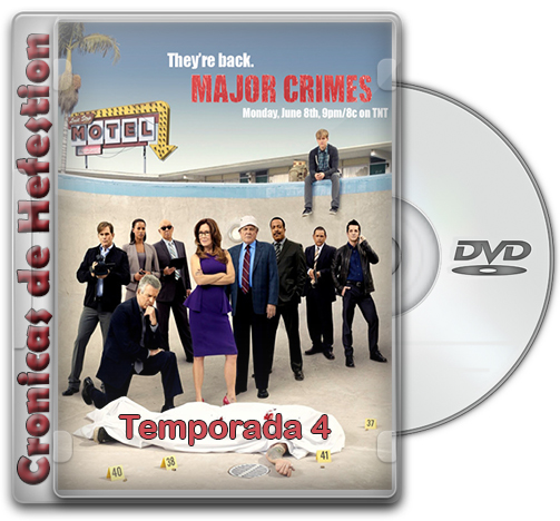 Major Crimes Temporada 4