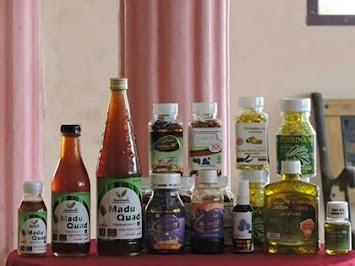 Produk Makanan Sunnah Terbaik dari As-Syifa Health