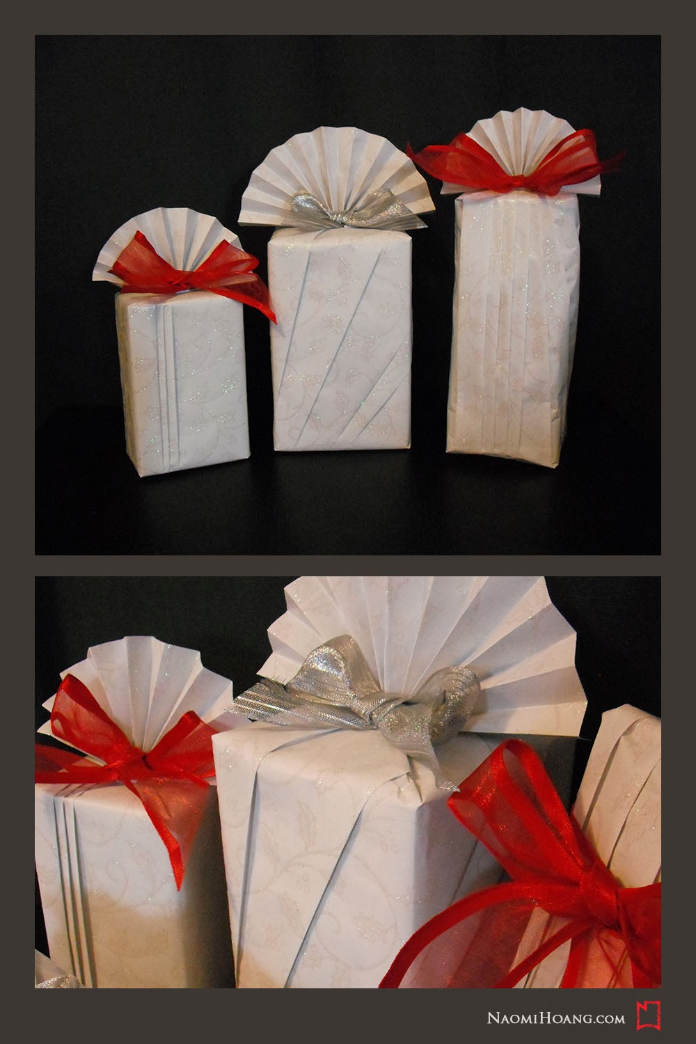Art of japanese gift wrapping naomi hoang for Japanese wrapping