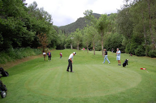 El Torrent Pitch & Putt andorra