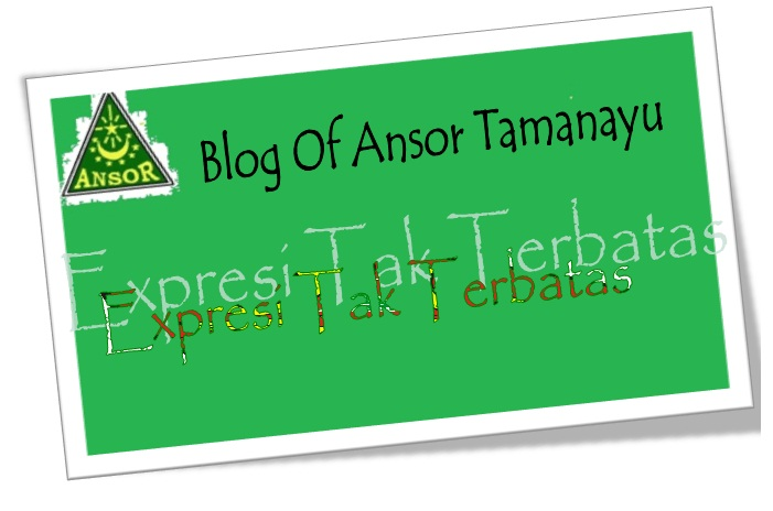 Blog of Ansor Tamanayu