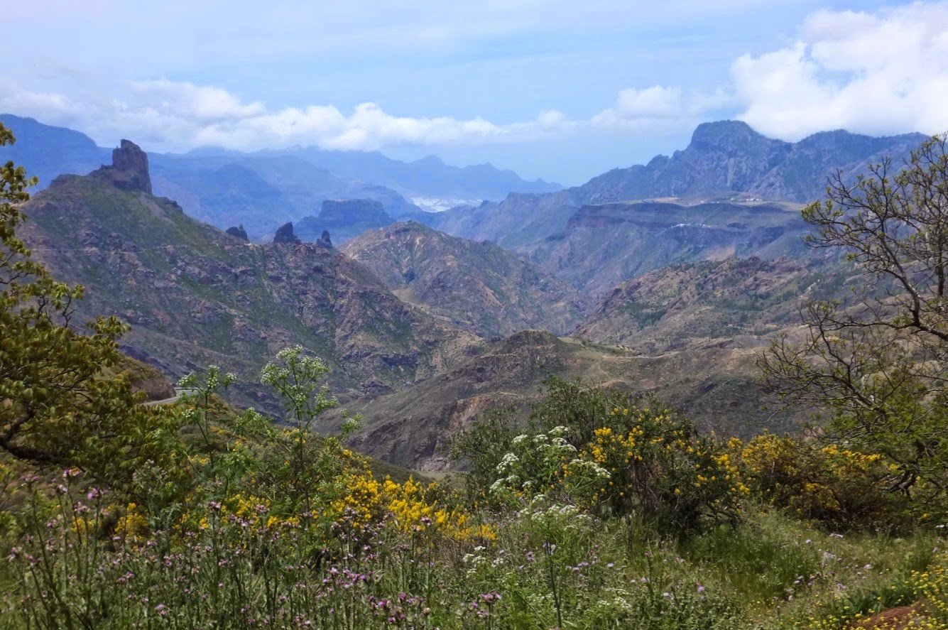 Gran Canaria Mountain Views