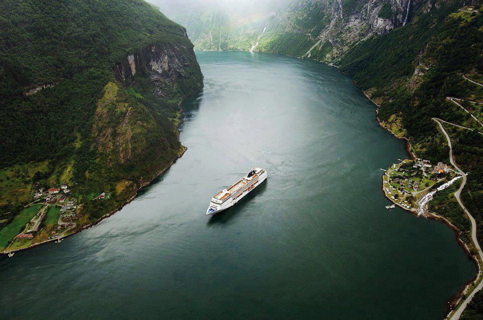 Msc Opera Cruise Ship Norway Most Beautiful